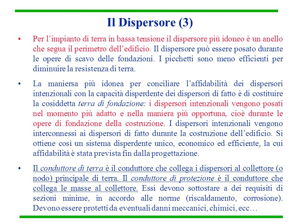 Il Dispersore (3)