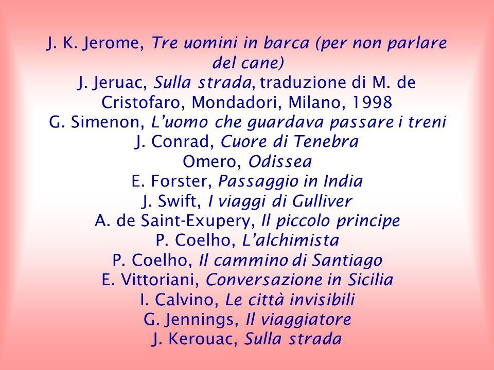 J. K. Jerome, Tre uomini in barca (per non parlare del cane) J