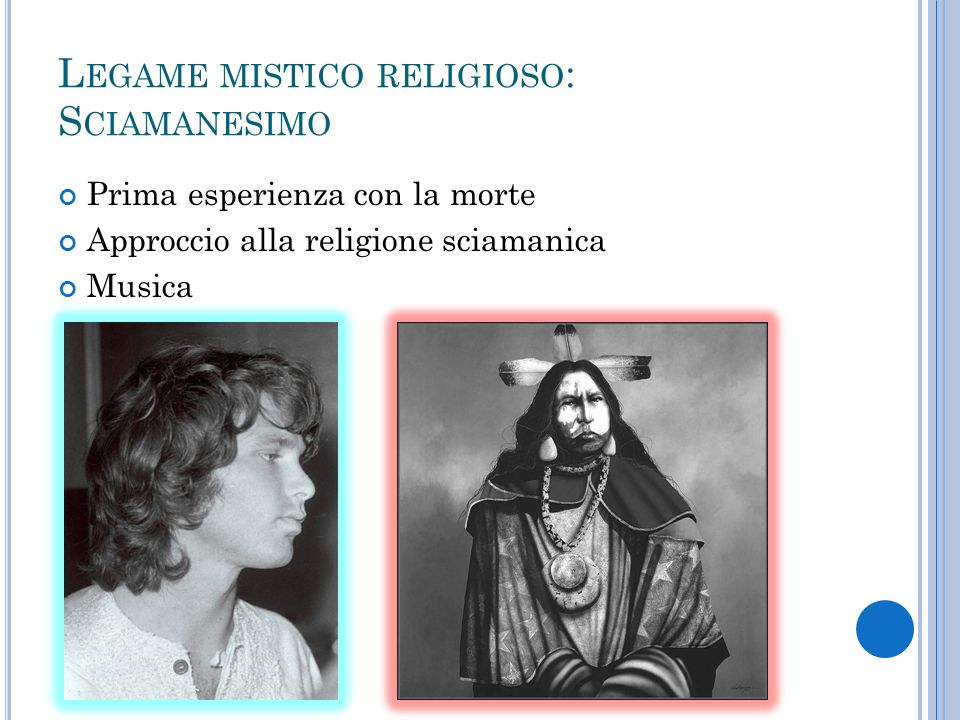 Legame mistico religioso: Sciamanesimo