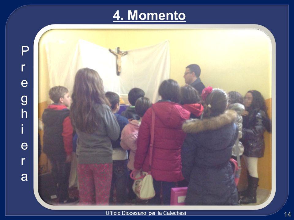 4. Momento Preghiera Ufficio Diocesano per la Catechesi