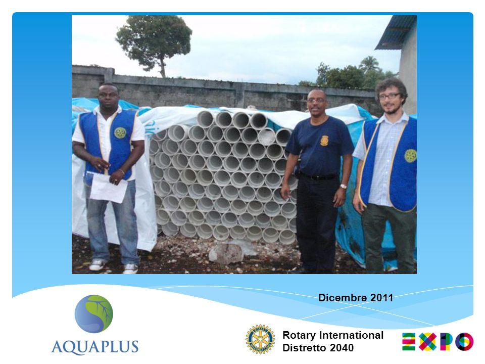 Dicembre 2011 Rotary International Distretto 2040