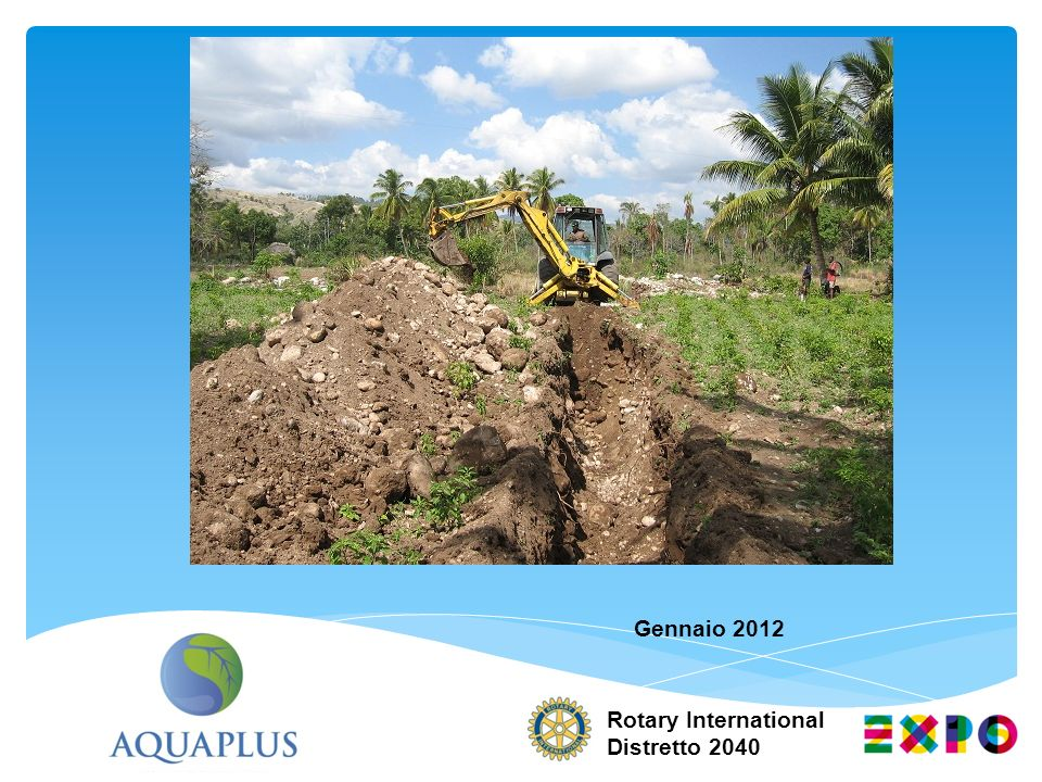 Gennaio 2012 Rotary International Distretto 2040