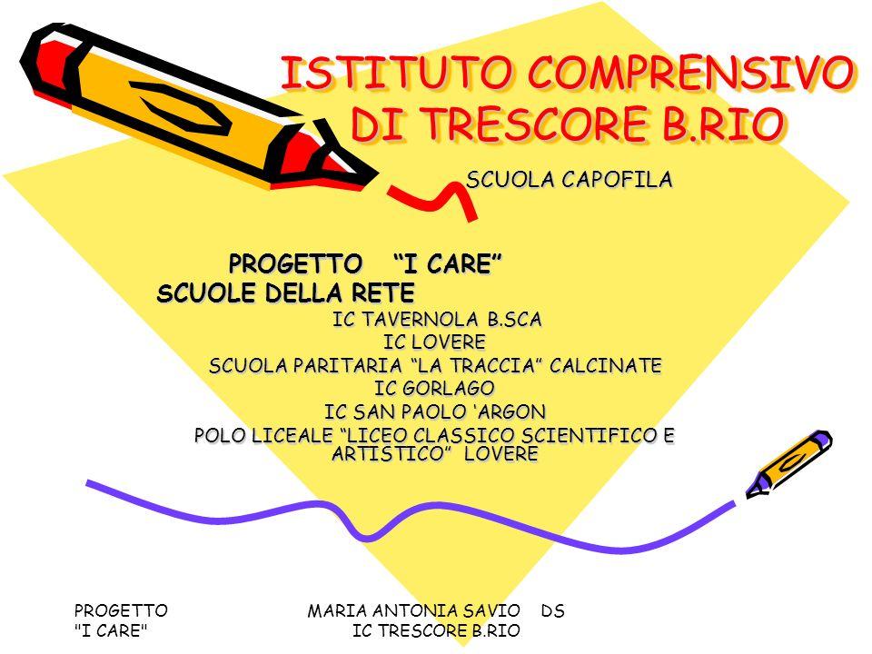 ISTITUTO COMPRENSIVO DI TRESCORE B.RIO