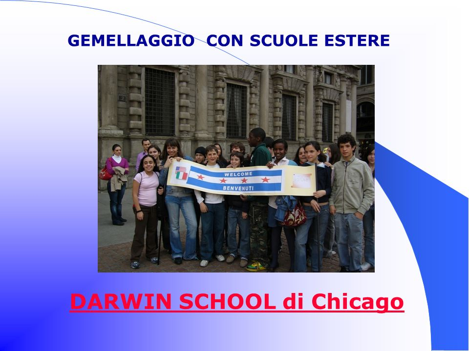 DARWIN SCHOOL di Chicago