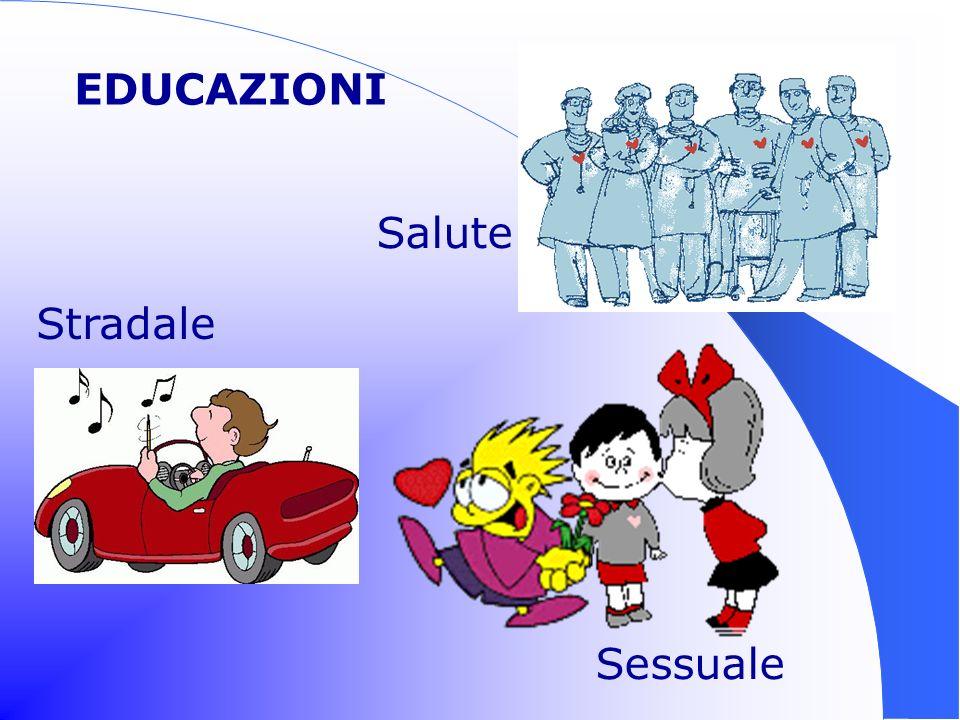 EDUCAZIONI Salute Stradale Sessuale