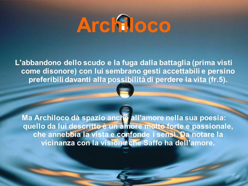 Archiloco