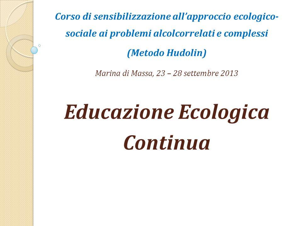 Educazione Ecologica Continua