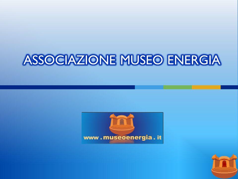 ASSOCIAZIONE MUSEO ENERGIA