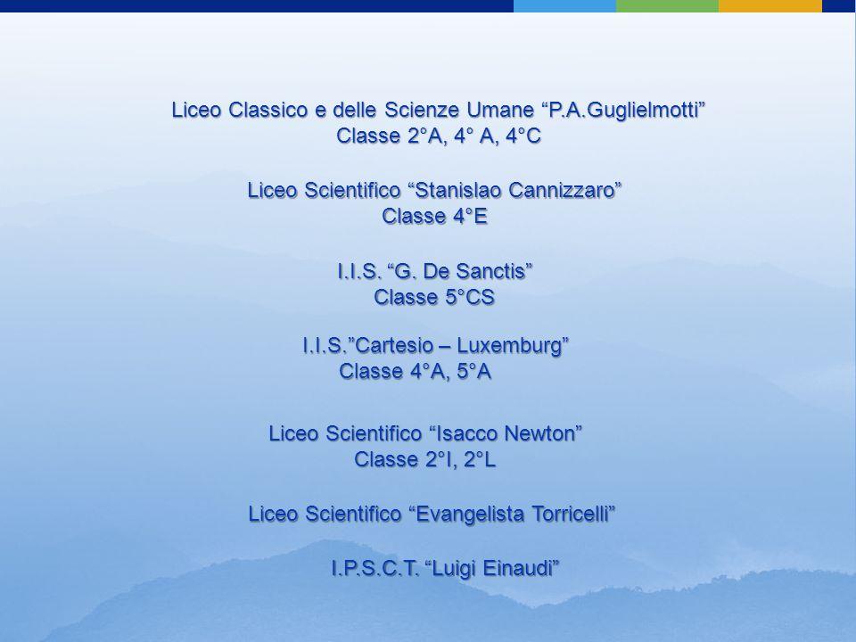 Liceo Classico e delle Scienze Umane P.A.Guglielmotti