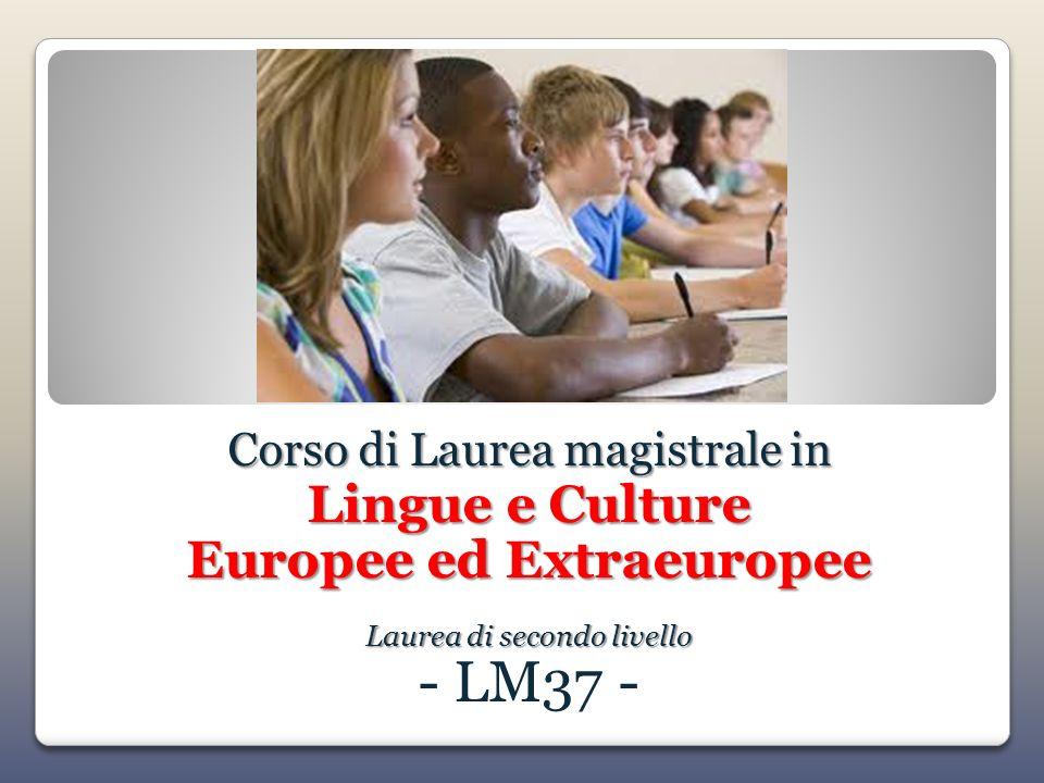 Europee ed Extraeuropee