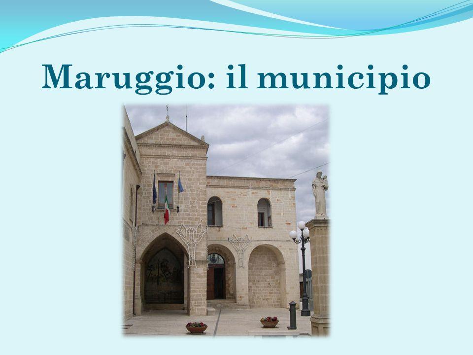 Maruggio: il municipio