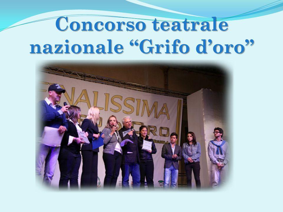 Concorso teatrale nazionale Grifo d'oro
