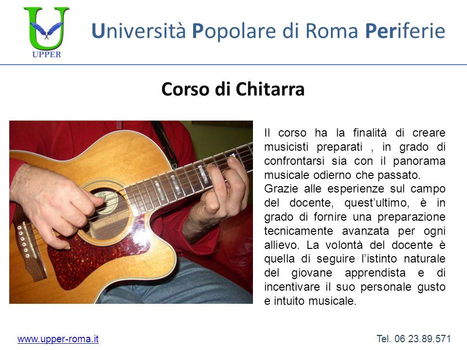 Università Popolare di Roma Periferie