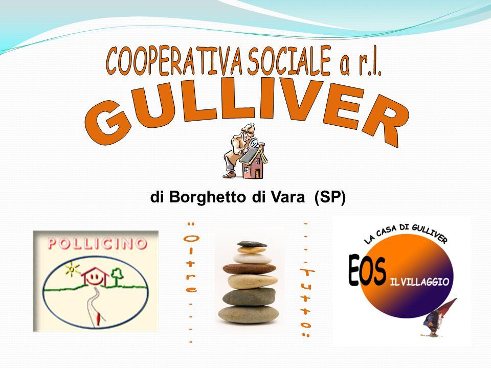 COOPERATIVA SOCIALE a r.l.