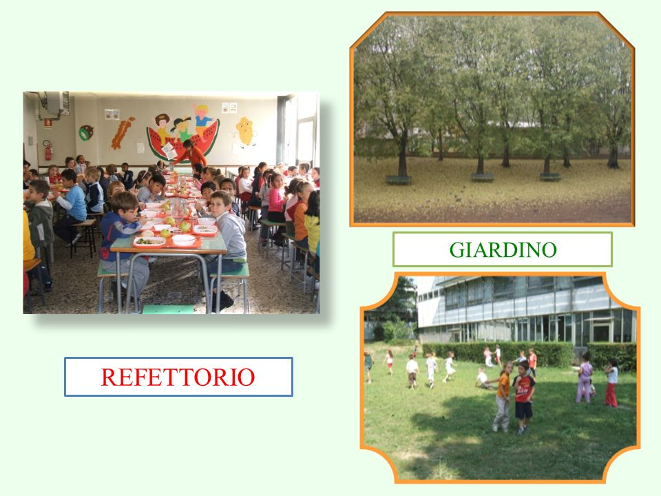 GIARDINO REFETTORIO