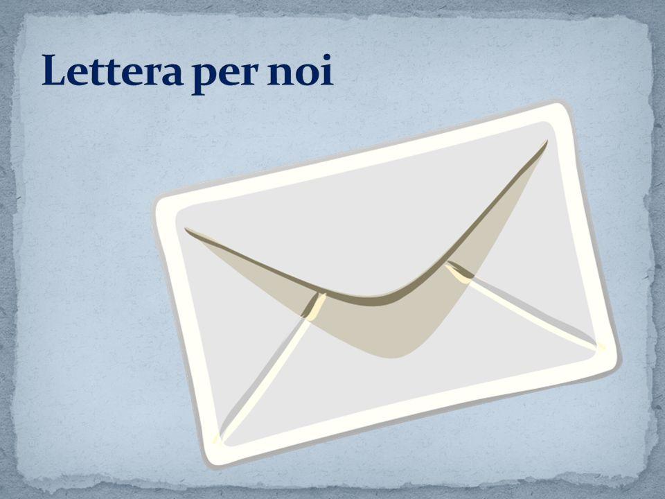 Lettera per noi