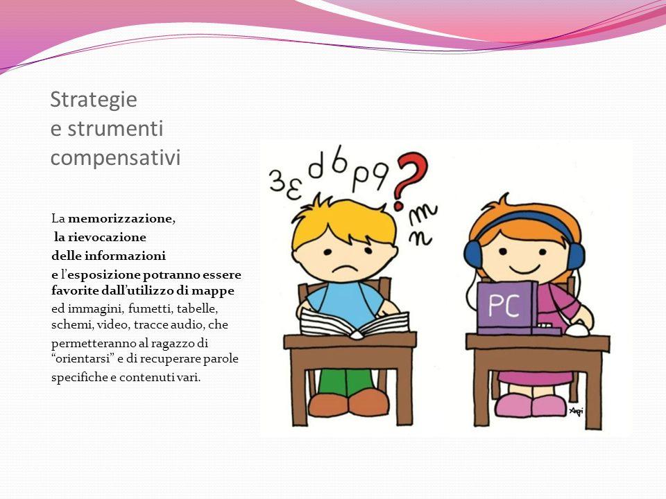 Strategie e strumenti compensativi