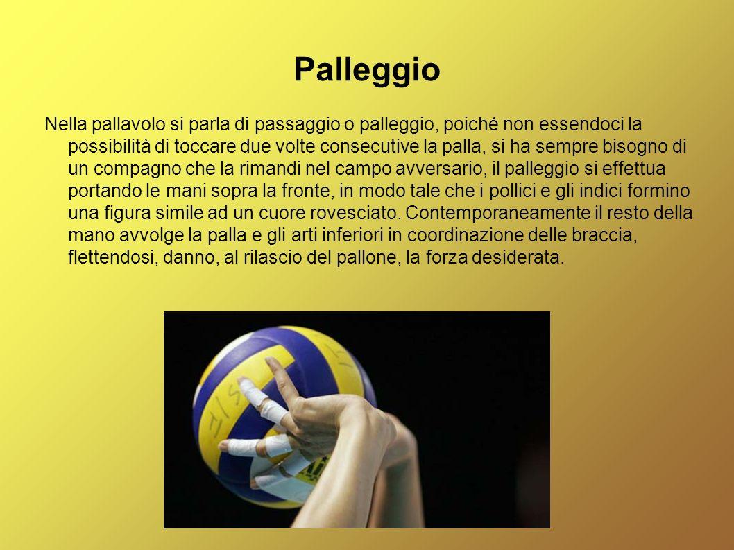 Palleggio