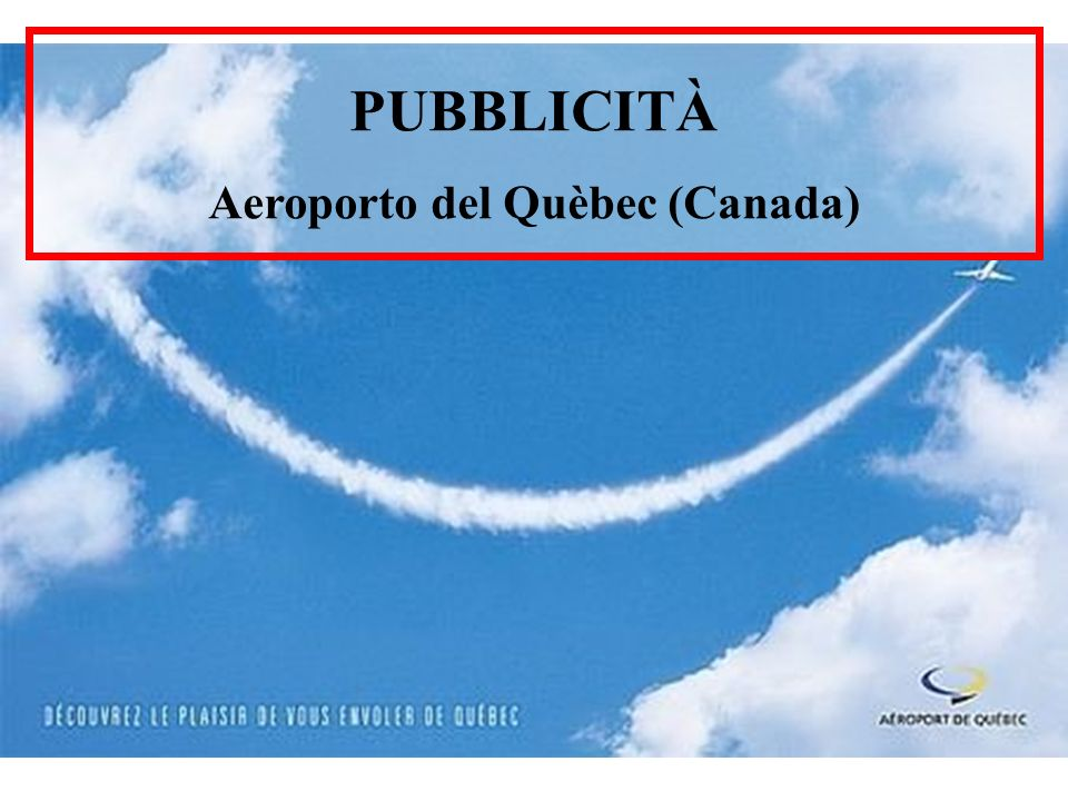 Aeroporto del Quèbec (Canada)