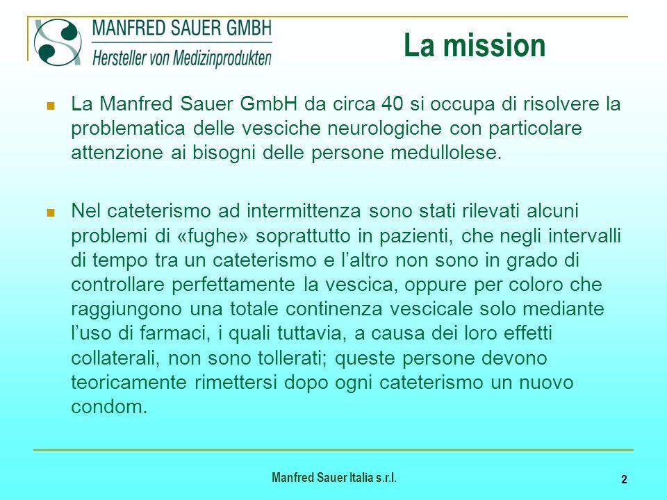 Manfred Sauer Italia s.r.l.