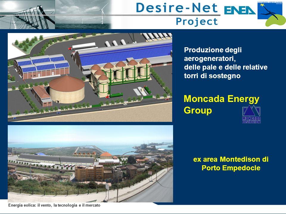 ex area Montedison di Porto Empedocle