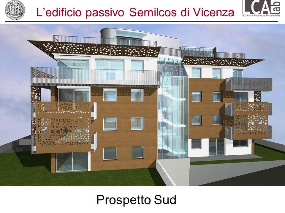 L'edificio passivo Semilcos di Vicenza