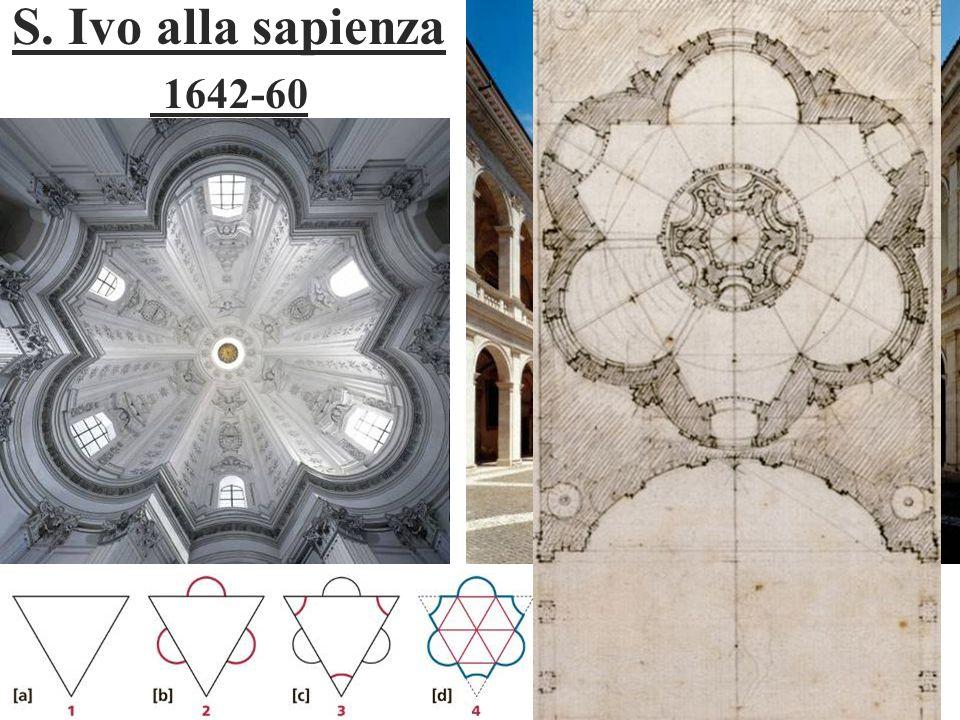 S. Ivo alla sapienza 1642-60
