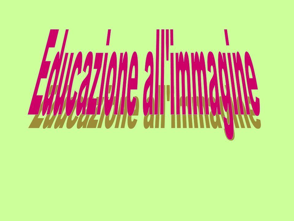 Educazione all immagine