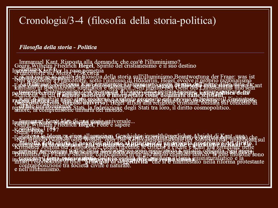 Cronologia/3-4 (filosofia della storia-politica)