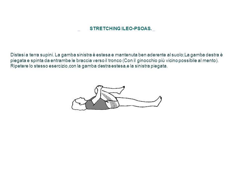 STRETCHING ILEO-PSOAS.