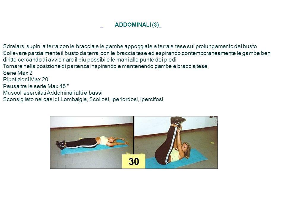 ADDOMINALI (3)