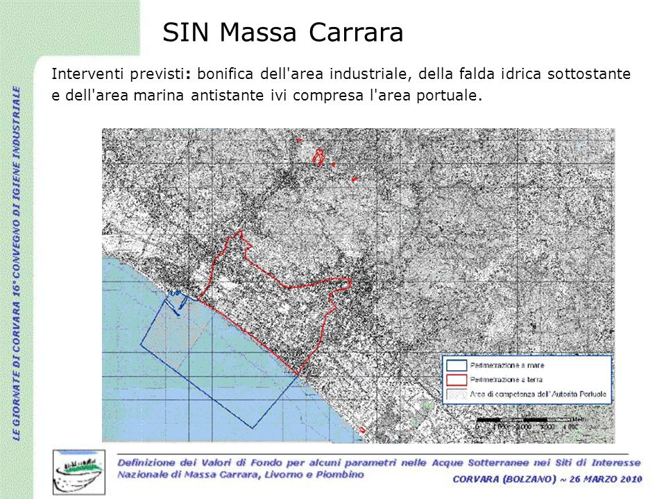 SIN Massa Carrara