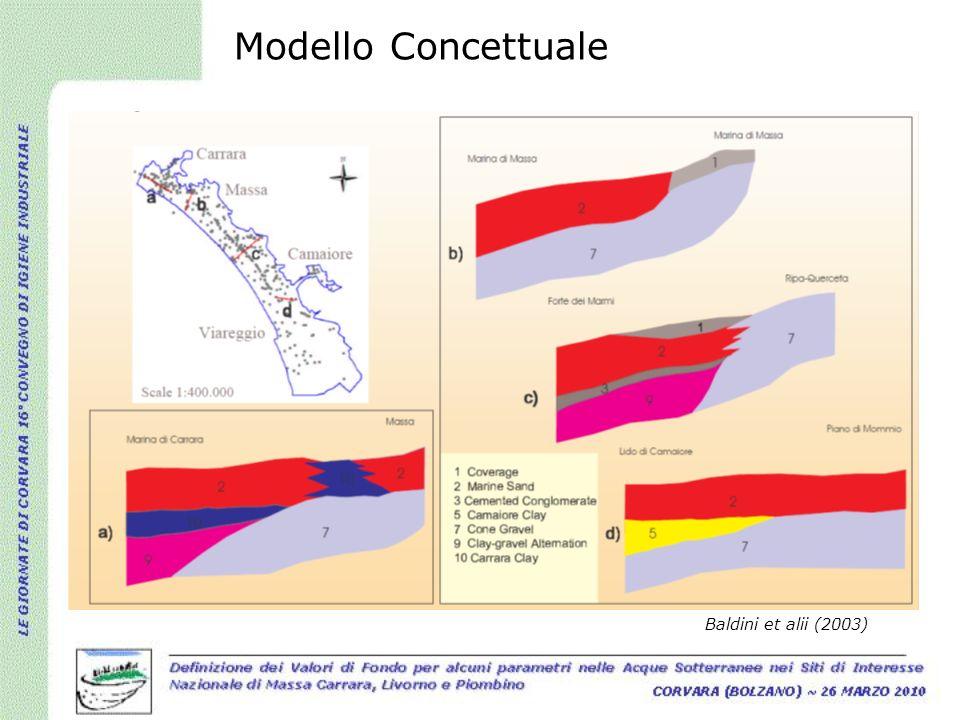 Modello Concettuale Baldini et alii (2003)
