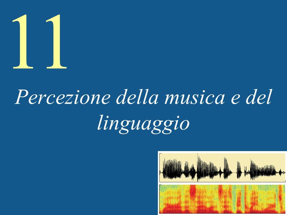 Percezione della musica e del linguaggio