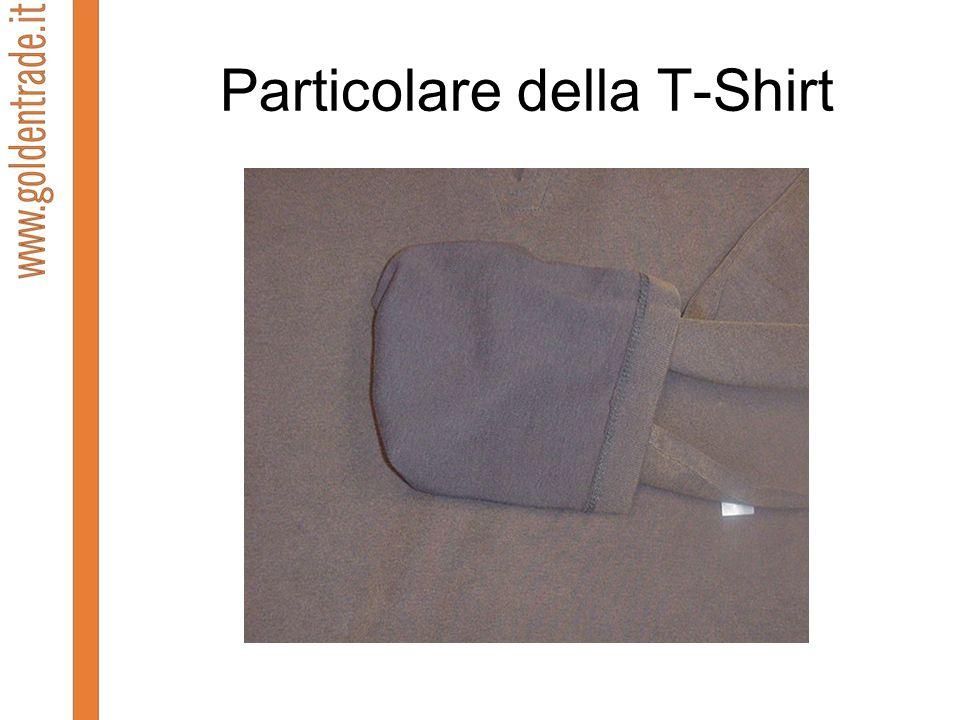 Particolare della T-Shirt