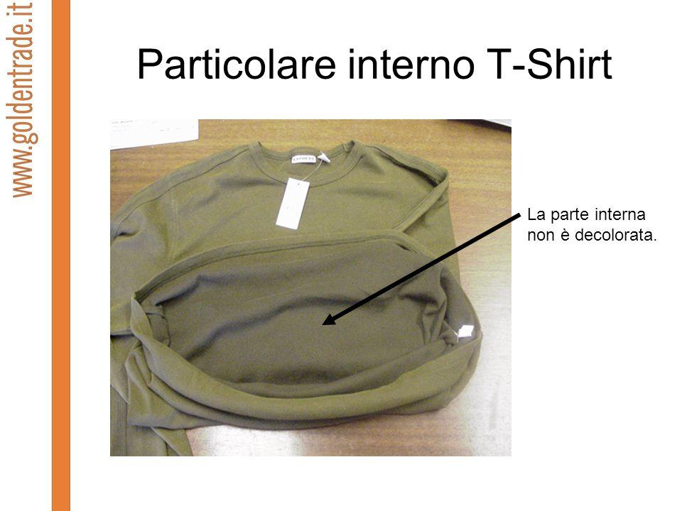 Particolare interno T-Shirt