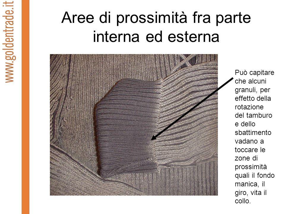 Aree di prossimità fra parte interna ed esterna
