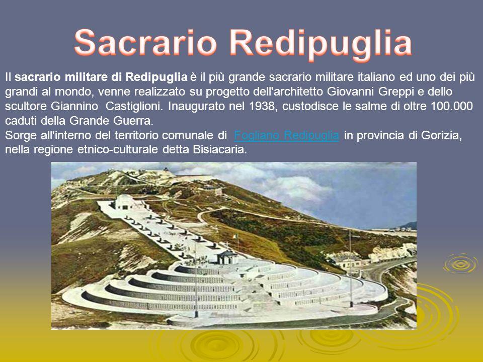 Sacrario Redipuglia