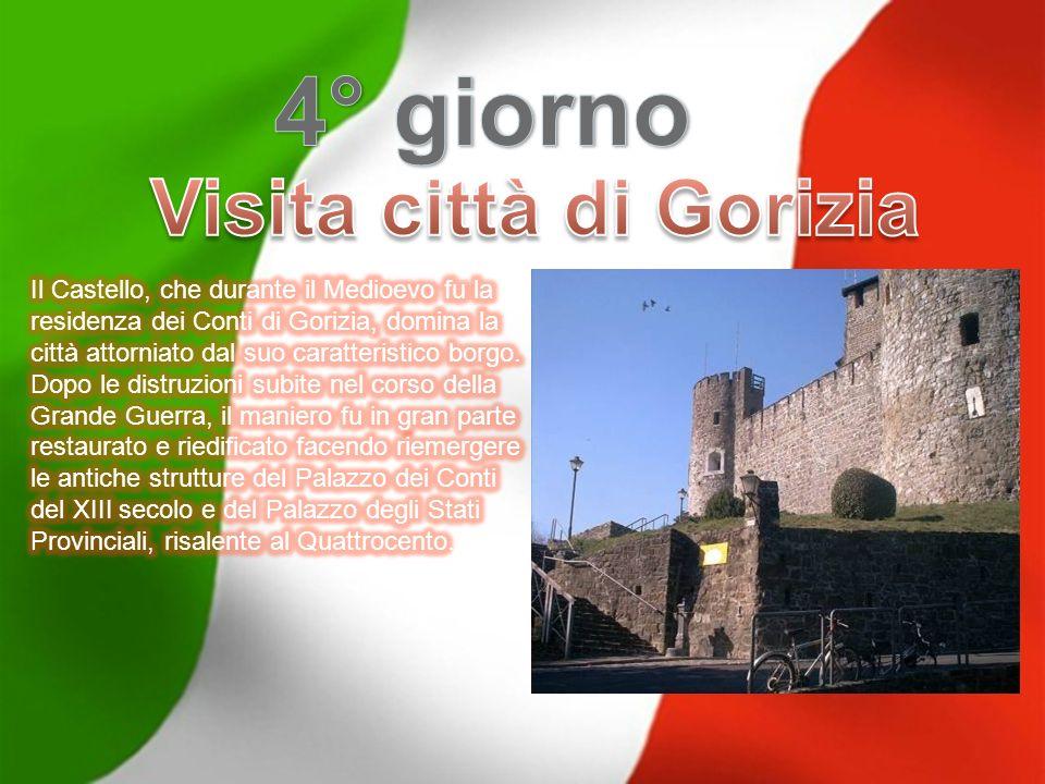 Visita città di Gorizia