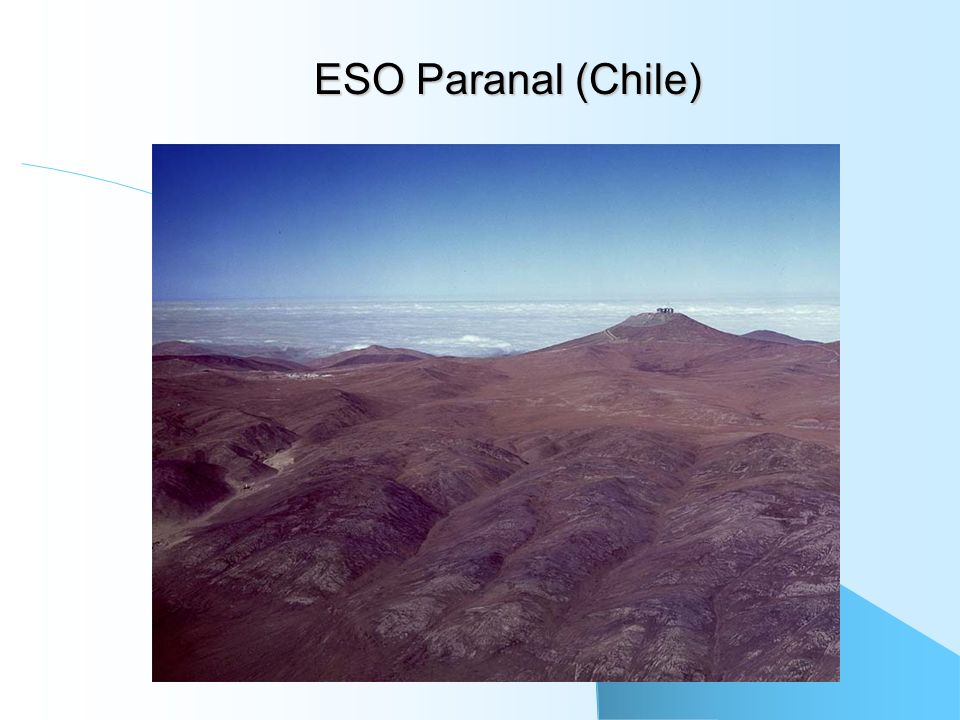 ESO Paranal (Chile)
