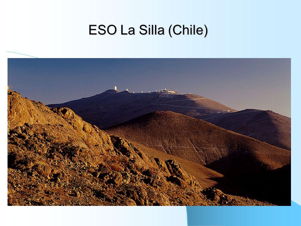 ESO La Silla (Chile)