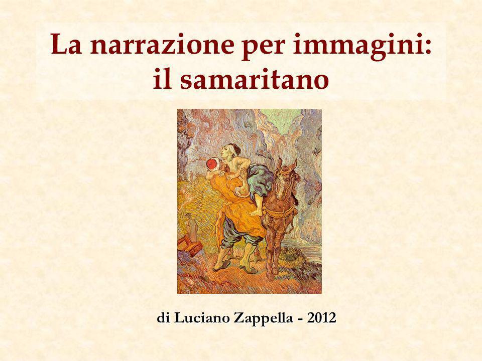 La narrazione per immagini: il samaritano
