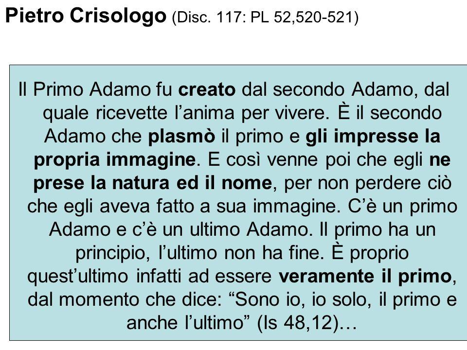 Pietro Crisologo (Disc. 117: PL 52,520-521)