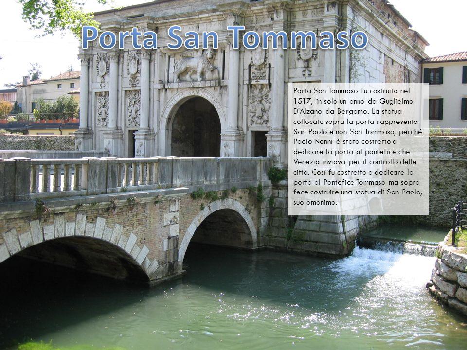 Porta San Tommaso