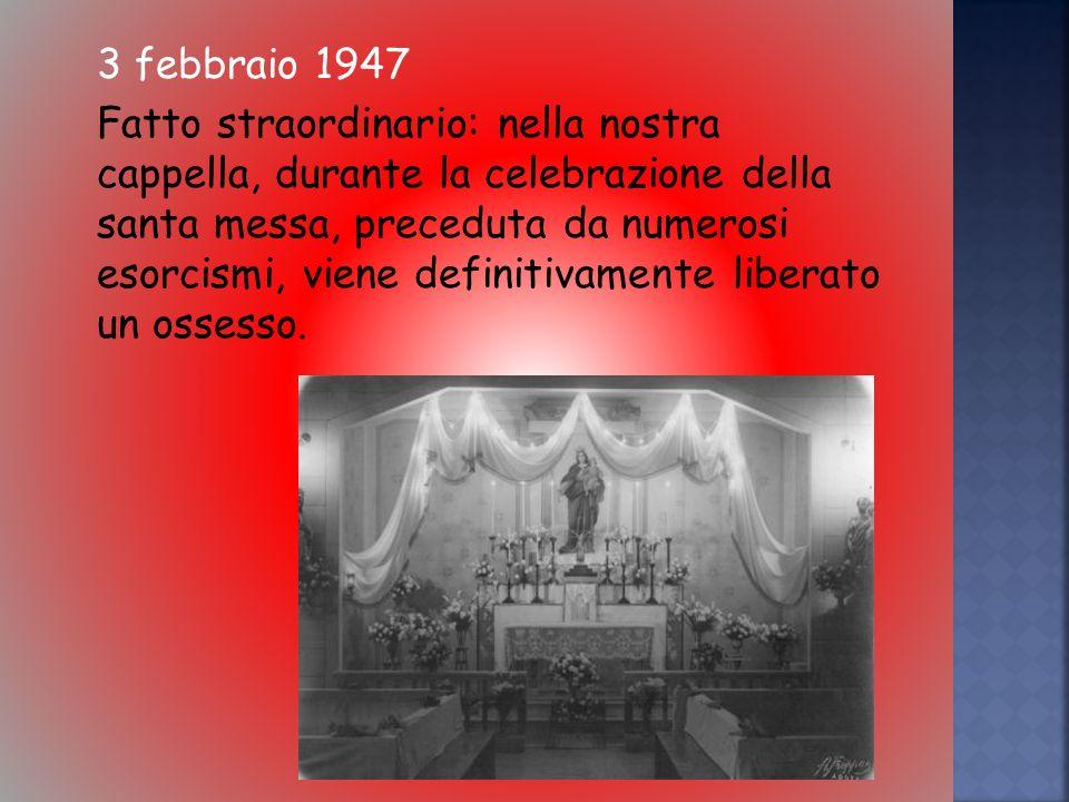 3 febbraio 1947