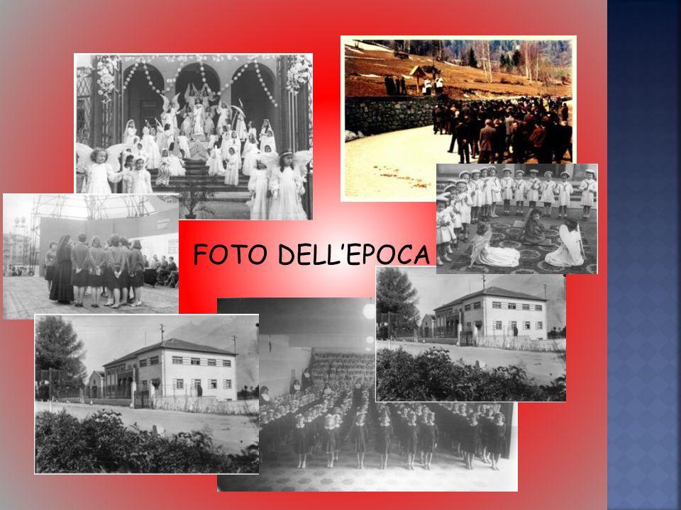FOTO DELL'EPOCA