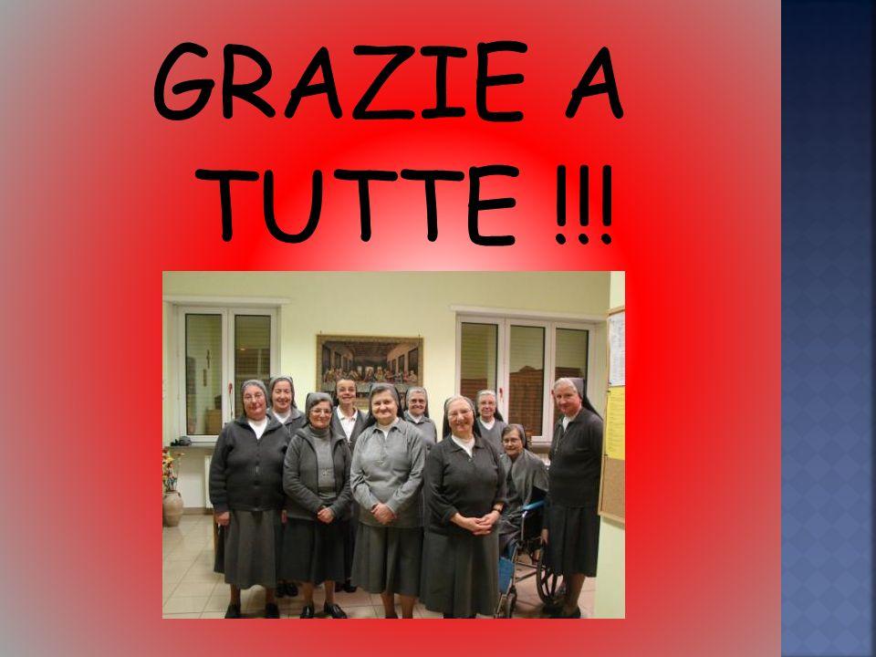 GRAZIE A TUTTE !!!