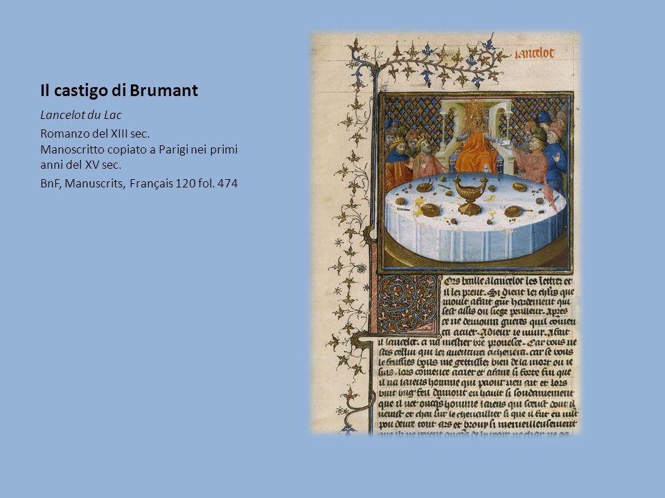 Il castigo di Brumant Lancelot du Lac