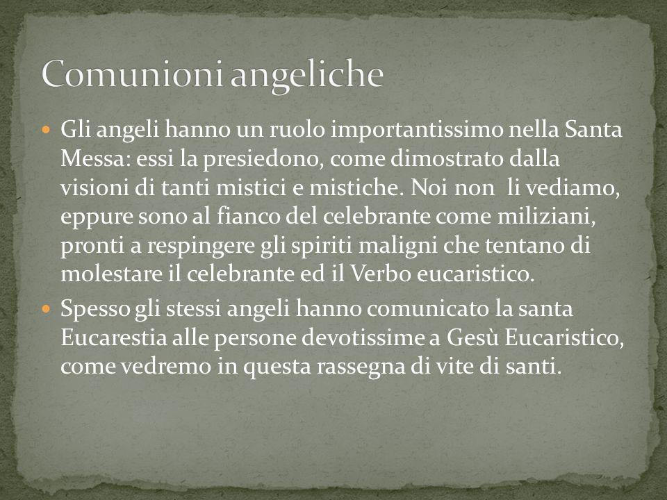 Comunioni angeliche