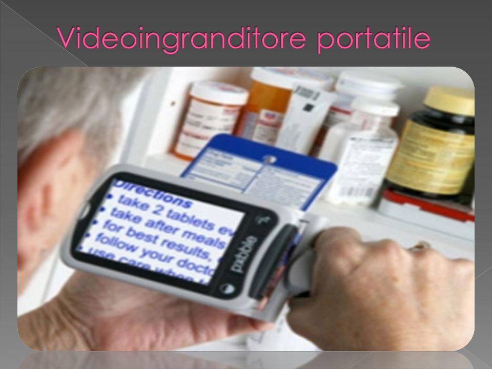 Videoingranditore portatile
